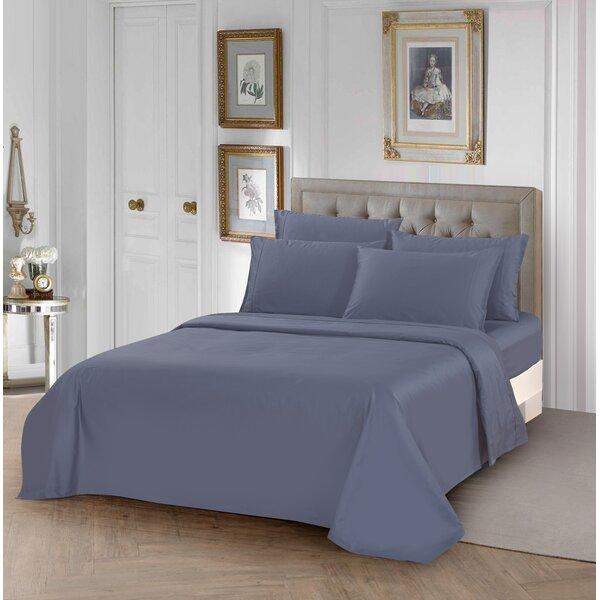 Clive 1000 Thread Count 100% Cotton Sheet Set by 17 Stories